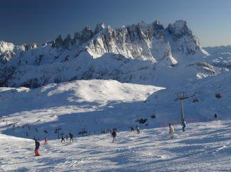 Falcade-Tre Valli Ski Resort
